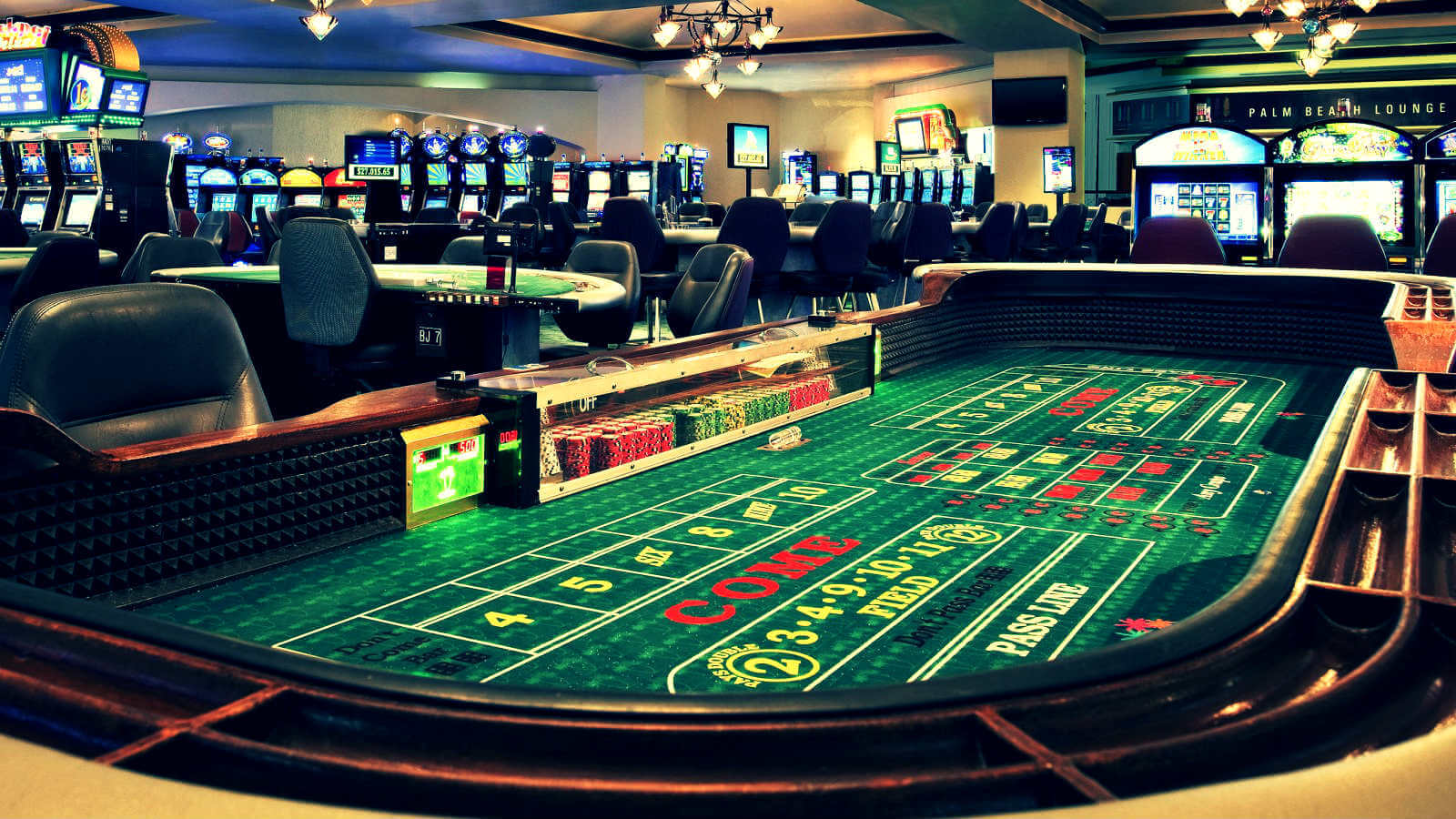 casino craps game